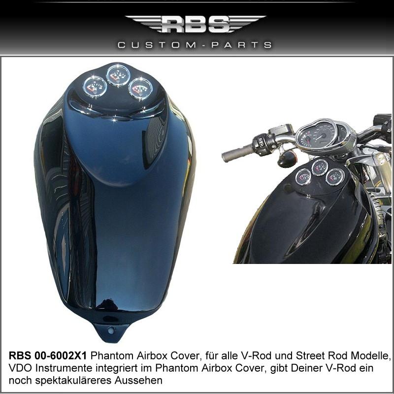 Rod Lampe Harley Davidson
